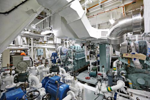 95CNVAM2K47Q6UL engine rm