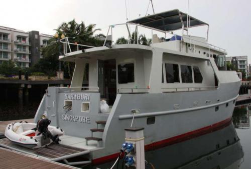 C46MILFJ7XWR25P yacht 8